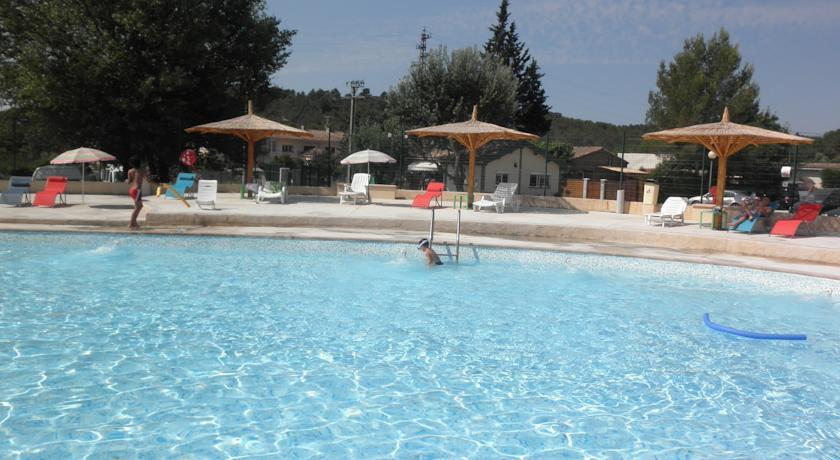 Camping Le Pinedou
