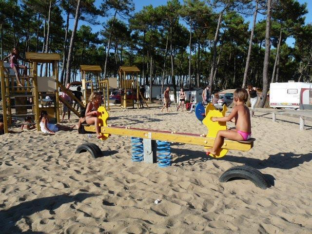 Camping L'amelie-plage