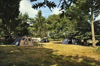 Camping Le Moulin Saint Laurent