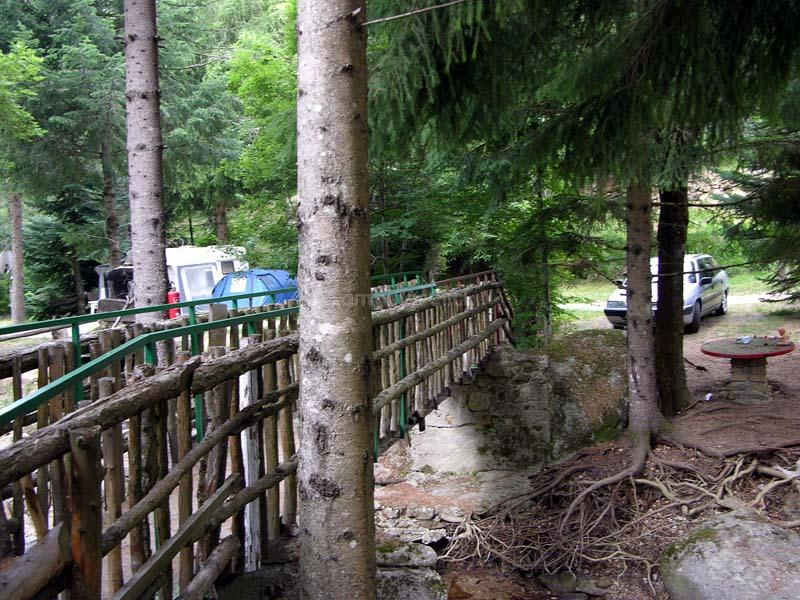 Camping Le Therondel