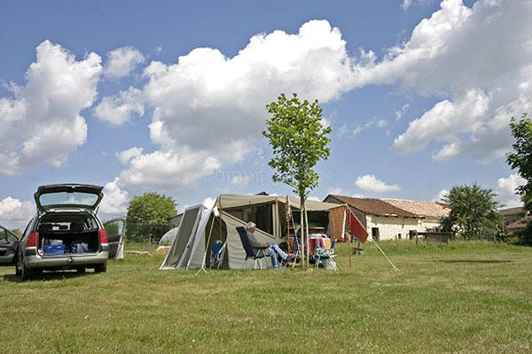 Camping Domaine Les Gonies